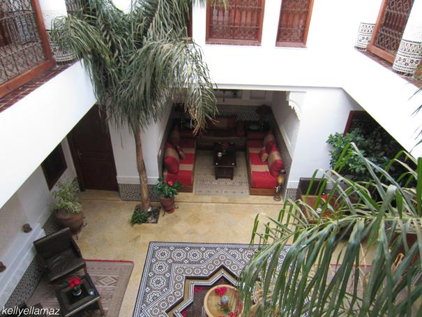 Marrakech-Morocco-RiadViva