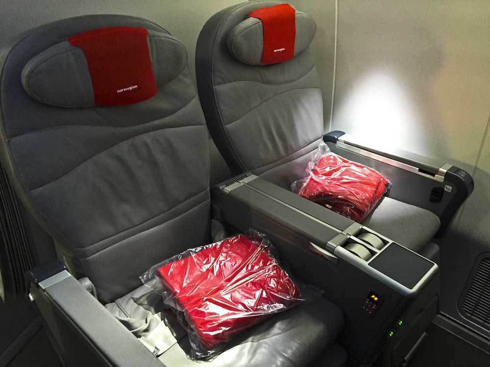 Norwegian Air Premium Review 002