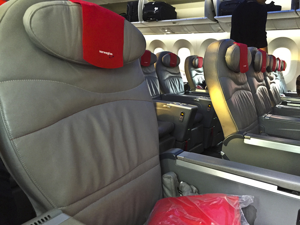 Norwegian Air Premium Review 003