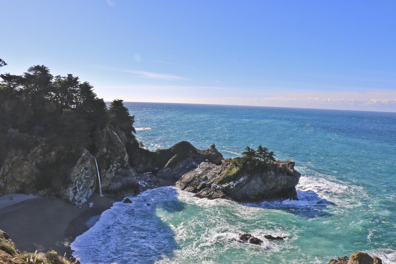 Road Trip California Coast
