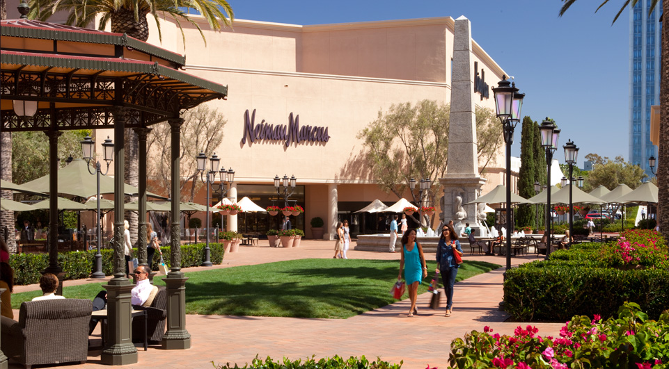 Fashion Island Ping Newport Beach