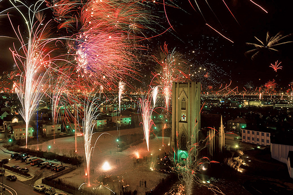 Best Places On New Years Eve