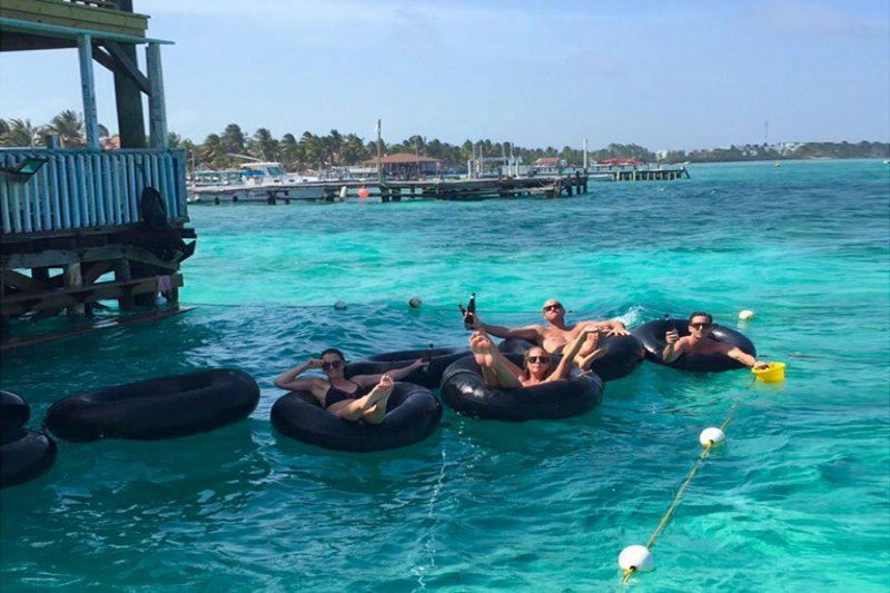 Palapa Bar Grill Ambergris Caye Belize